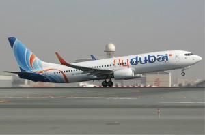FlyDubai - Boeing 737-800